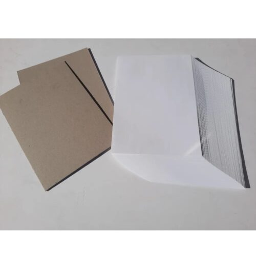 Pack Agenda Papel Bond A5/A6/B5